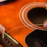 How to change the strings