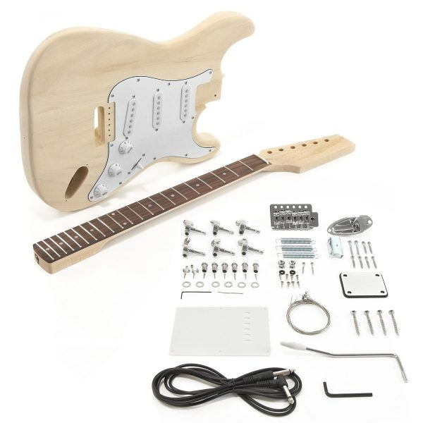 LA Electric Guitar DIY Kit