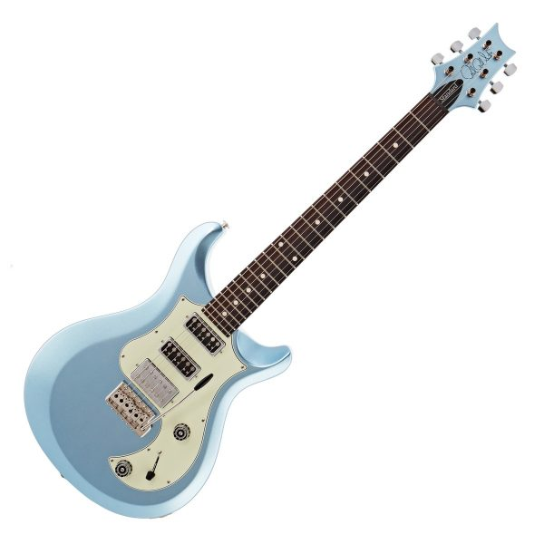 PRS S2 Studio Ltd Edition Frost Blue Metallic 825362967033 D2H2-HSIDT_FB_14M