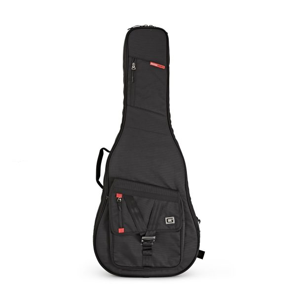 Gator Pro Go X Series Gig Bag for Acoustic Guitars 716408544038 GAT1386