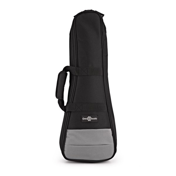 Deluxe Soprano Ukulele Gig Bag by Gear4music 5055888806478 116-21CA