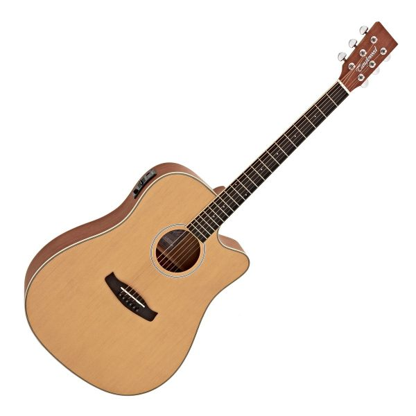 Tanglewood TWIDCEN Inscription Series Dreadnought Electro Acoustic - Nearly New 5060541410107