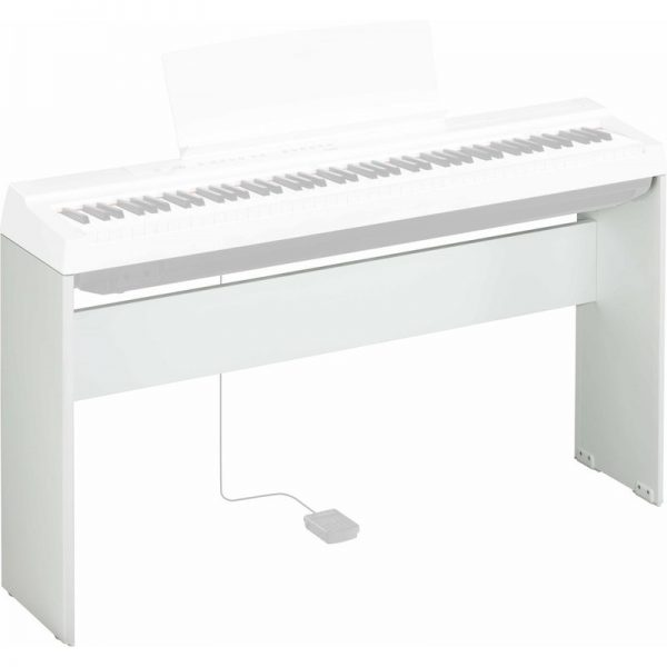 Yamaha L125 Digital Piano Stand for P125 Piano White NL125WH090121 4957812624237