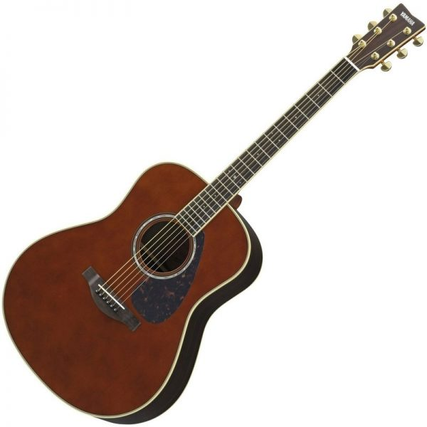 Yamaha LL6ARE Electro Acoustic Dark Tinted GLL6DTARE 090121 4957812547673