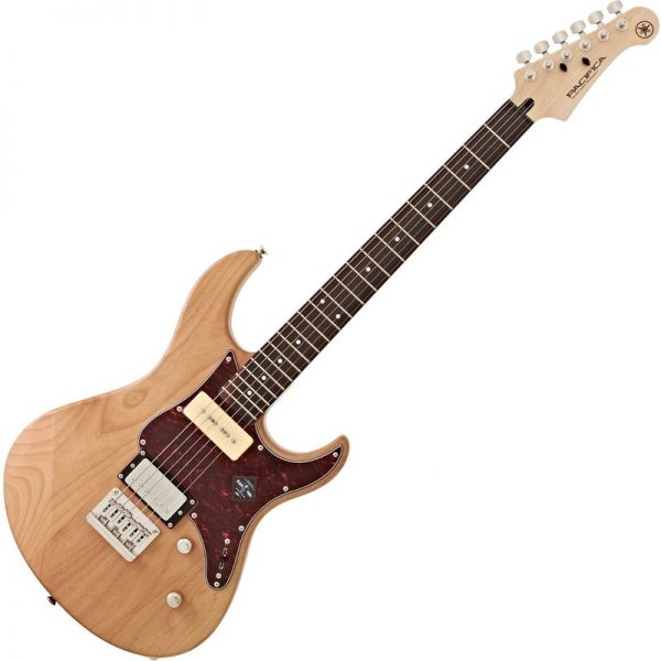 Yamaha Pacifica 311H Yellow Natural Satin GPA311HYNS090121 4957812500128