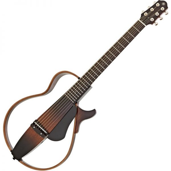 Yamaha SLG200S Steel String Silent Guitar Tobacco Brown GSLG200STBS090121 889025100540