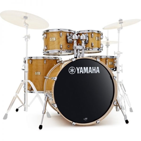 Yamaha Stage Custom Birch 22 5 Piece Shell Pack Natural Wood JSBP2F5NW090121 4957812547420