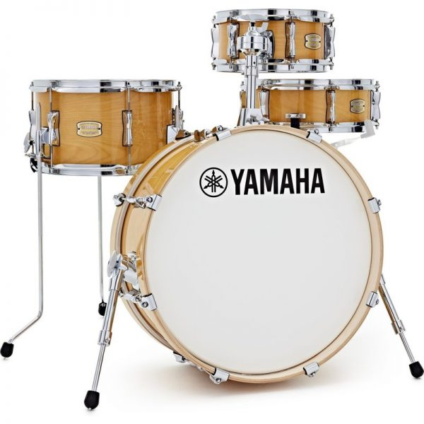 "Yamaha Stage Custom Hip 20"" 4pc Shell Pack Natural Wood JSBP0F4HNW090121 4957812658485"