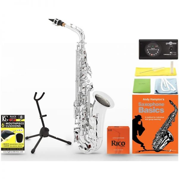 Yamaha YAS280S Student Alto Saxophone Beginners Pack BYAS280S-Pack090121 4957812503068