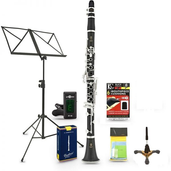 Yamaha YCL450M Student Bb Clarinet Players Pack BYCL450M-PACK090121 4957812531610