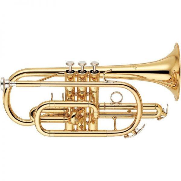Yamaha YCR6330 Professional Cornet with Clear Lacquer Finish BYCR6330II090121 4957812022323