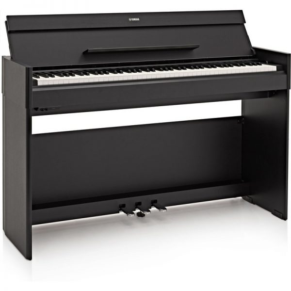 Yamaha YDP S54 Digital Piano Black NYDPS54BUK090121 4957812638746