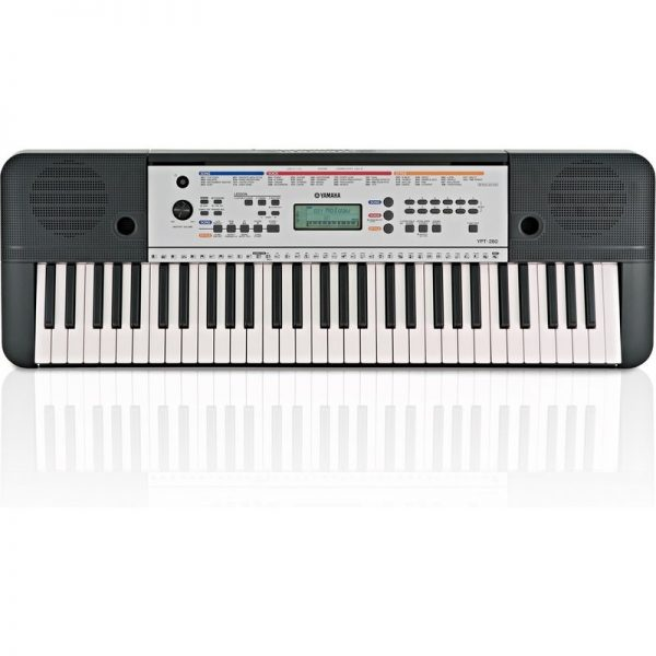 Yamaha YPT 260 61-Key Portable Keyboard SYPT260UK090121 4957812611466