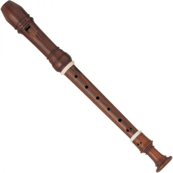 Yamaha YRS82 Soprano Recorder Kingwood with Simulated Ivory Rings BYRS82090121 4957812030564