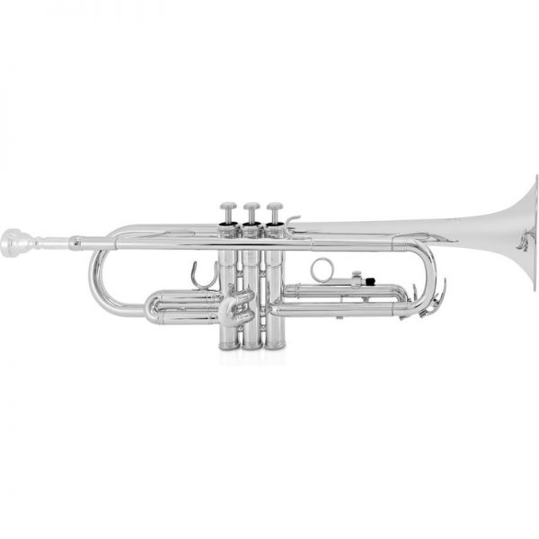 Yamaha YTR2330S Student Trumpet Silver Plate BYTR2330S090121 86792961255