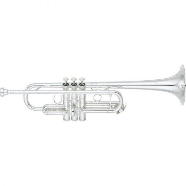 Yamaha YTR9445 Custom Series Xeno Artist Model Chicago C Trumpet BYTR9445CHS05090121 4957812536905