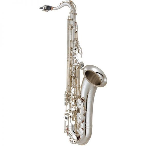 Yamaha YTS62S Professional Tenor Saxophone Silver BYTS62S02090121 4957812062541