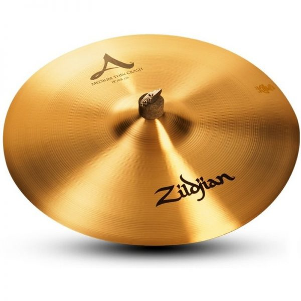 Zildjian A 20 Medium Thin Crash Cymbal Traditional Finish A0234090121 642388103548