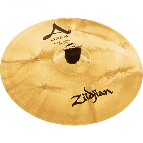 Zildjian A Custom 14 Fast Crash Cymbal A20536090121 642388182970