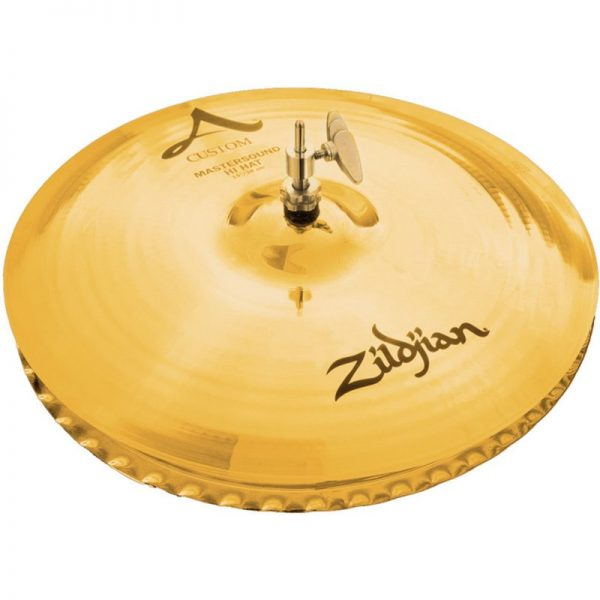 Zildjian A Custom 15 Mastersound Hi-Hats A20553090121 642388189580