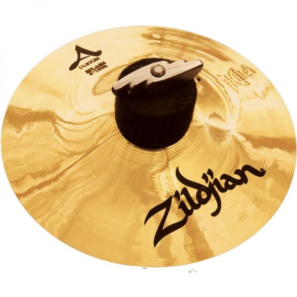 Zildjian A Custom 6 Splash  Cymbal Brilliant Finish A20538090121 642388107270