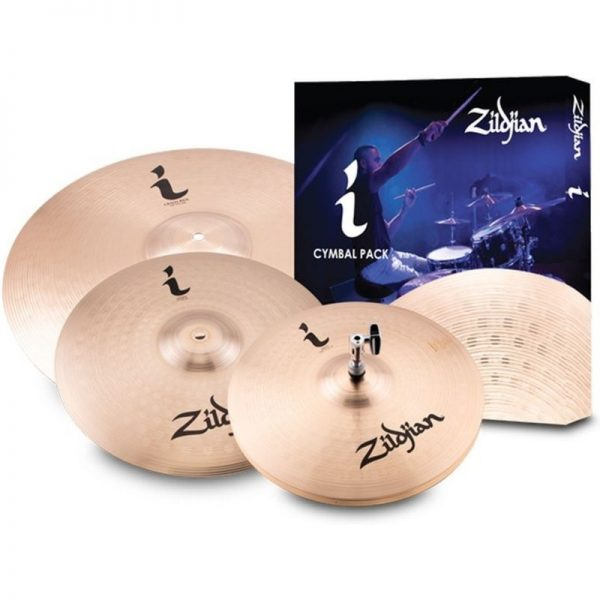Zildjian I Family Essentials Plus Pack ILHESSP090121 642388323359