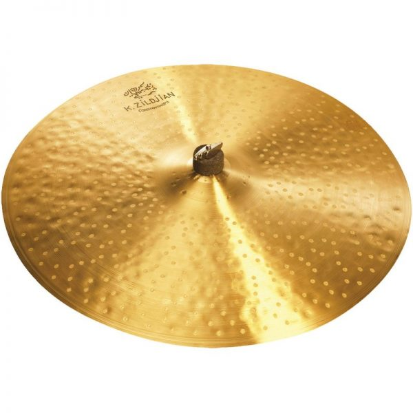 """Zildjian K Constantinople 22"""" Over Hammered Thin Ride Cymbal K1101090121 642388303955"""
