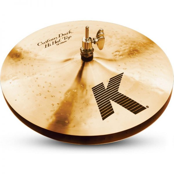 Zildjian K Custom 13 Dark Hi-Hats K0940090121 642388110874