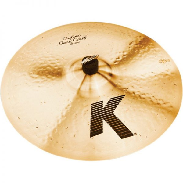 Zildjian K Custom 18 Dark Crash Cymbal K0953090121 642388110973