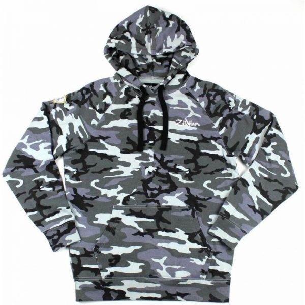 Zildjian Limited Edition Camo Hoodie Large T3473090121 642388324264