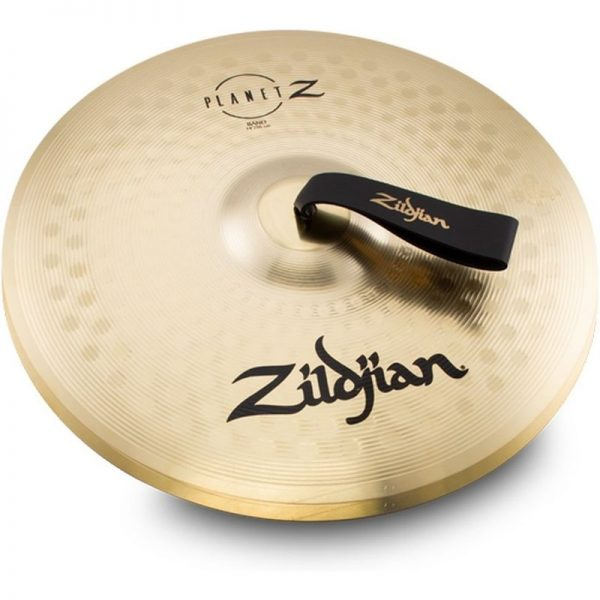 "Zildjian Planet Z 14"" Marching Cymbals ZP14BPR090121 642388322772"
