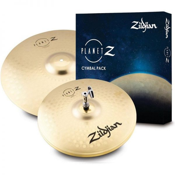 Zildjian Planet Z Fundamentals Pack Cymbal Set ZP1418090121 642388322949