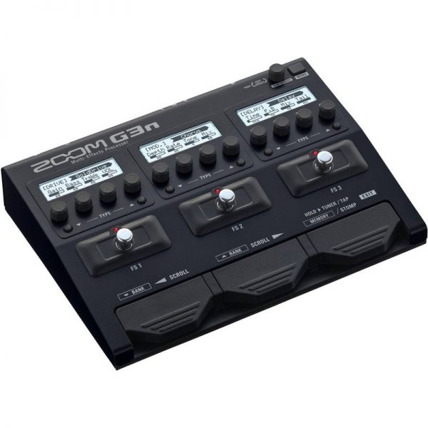 Zoom G3n Multi Effects Processor G3n090121 4515260017171