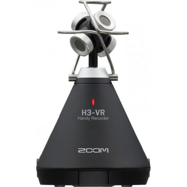 Zoom H3-VR Virtual Reality Audio Recorder - Nearly New H3-VR-NEARLYNEW090121 4515260020034