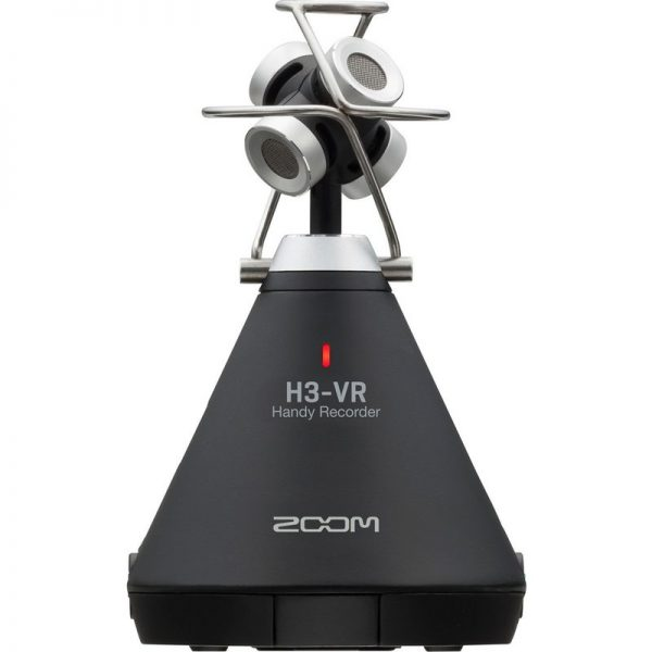 Zoom H3-VR Virtual Reality Audio Recorder H3-VR090121 4515260020034