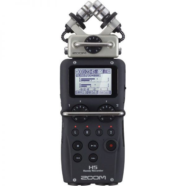 Zoom H5 Portable Recorder ZOOM-H5090121 4515260013210