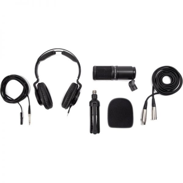 Zoom ZDM-1 Podcast Microphone Pack 317563090121 4515260023783